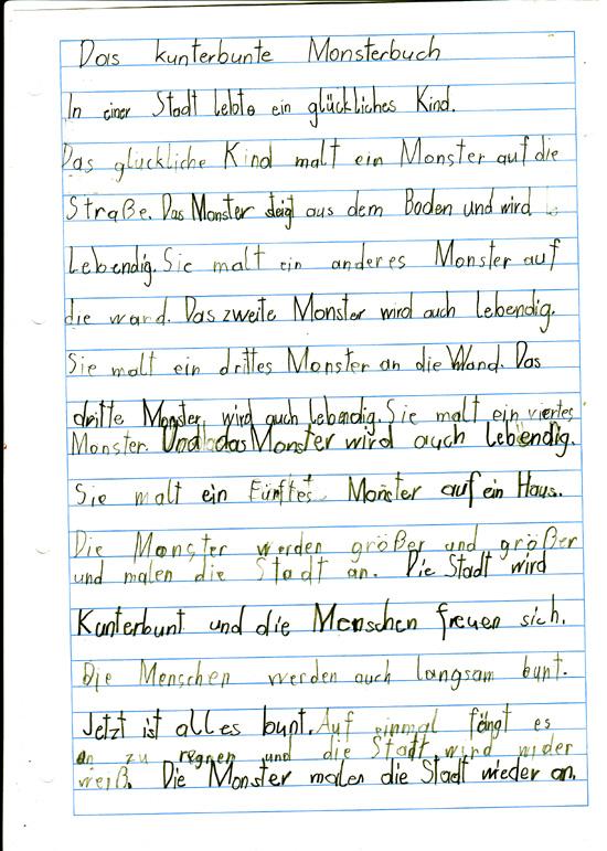Written4me Kinder Und Jugendliche Schreiben über Bücher Part 41